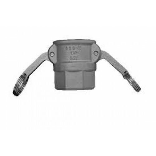 Camlock Тип - D - Неръждаема стомана