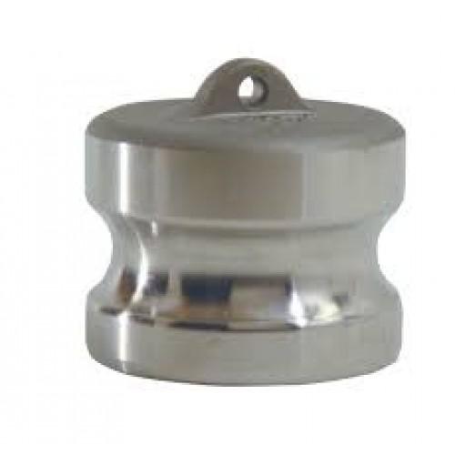 CAMLOCK тип DC (тапа) А - Неръждаема стомана
