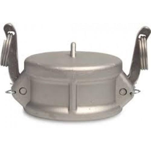 CAMLOCK тип DC (тапа) B - Неръждаема стомана