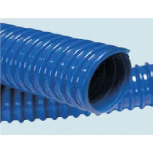 PVC маркуч за засмукване на въздух и прах URARTU LD - BLUE