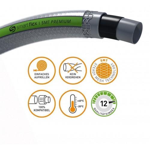 PVC Маркуч за вода SMARTFLEX SMT Premium